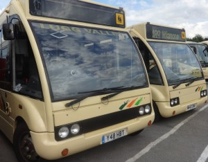 lugg valley buses